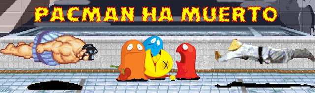 Pacman ha muerto