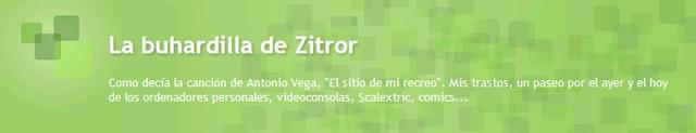 La buhardilla de Zitror