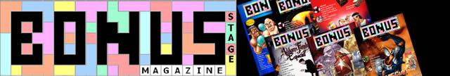 Bonus Stage Magazine