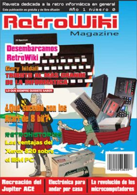Retrowiki Magazine