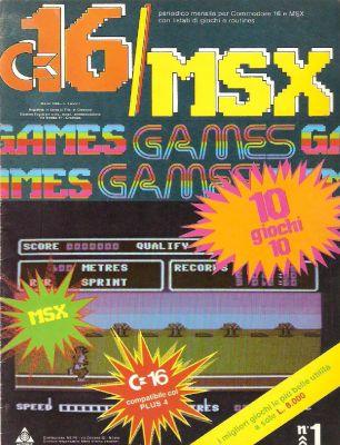 C16/MSX