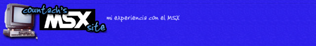 Countach's MSX site